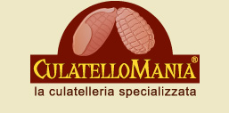 HOME CulatelloMania - la culatelleria specializzata